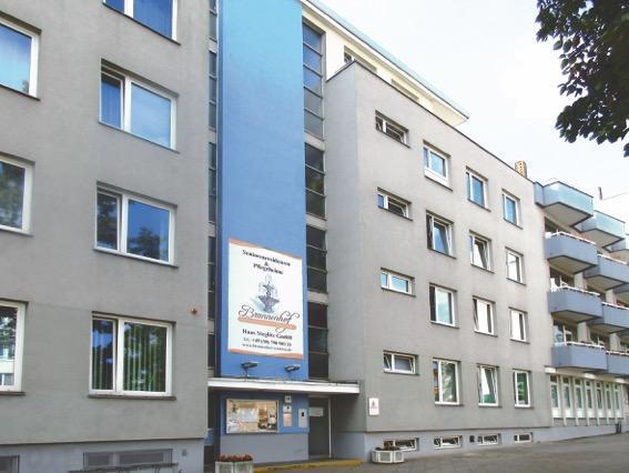 Brunnenhof Seniorenresidenzen & Pflegeheime Haus Steglitz GmbH (ein Unternehmen der Alpenland Gruppe Berlin)