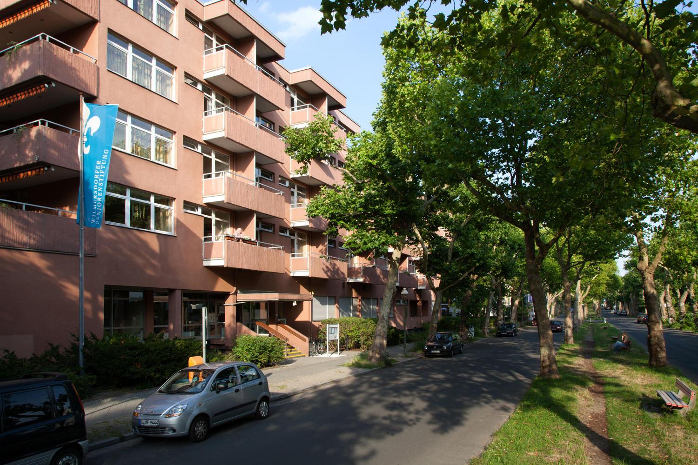 Seniorenheim Lentzeallee