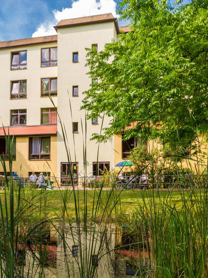Senioren-Residenz Ullsteinstra�e