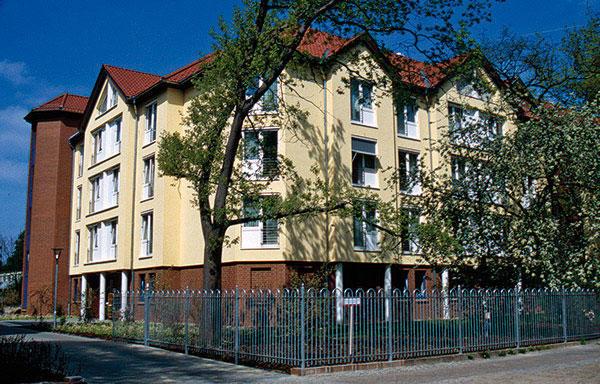 Stephanus gGmbH  Ernst-Berendt-Haus
