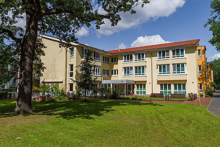 Haus der Betreuung und Pflege Biesdorf-S�d