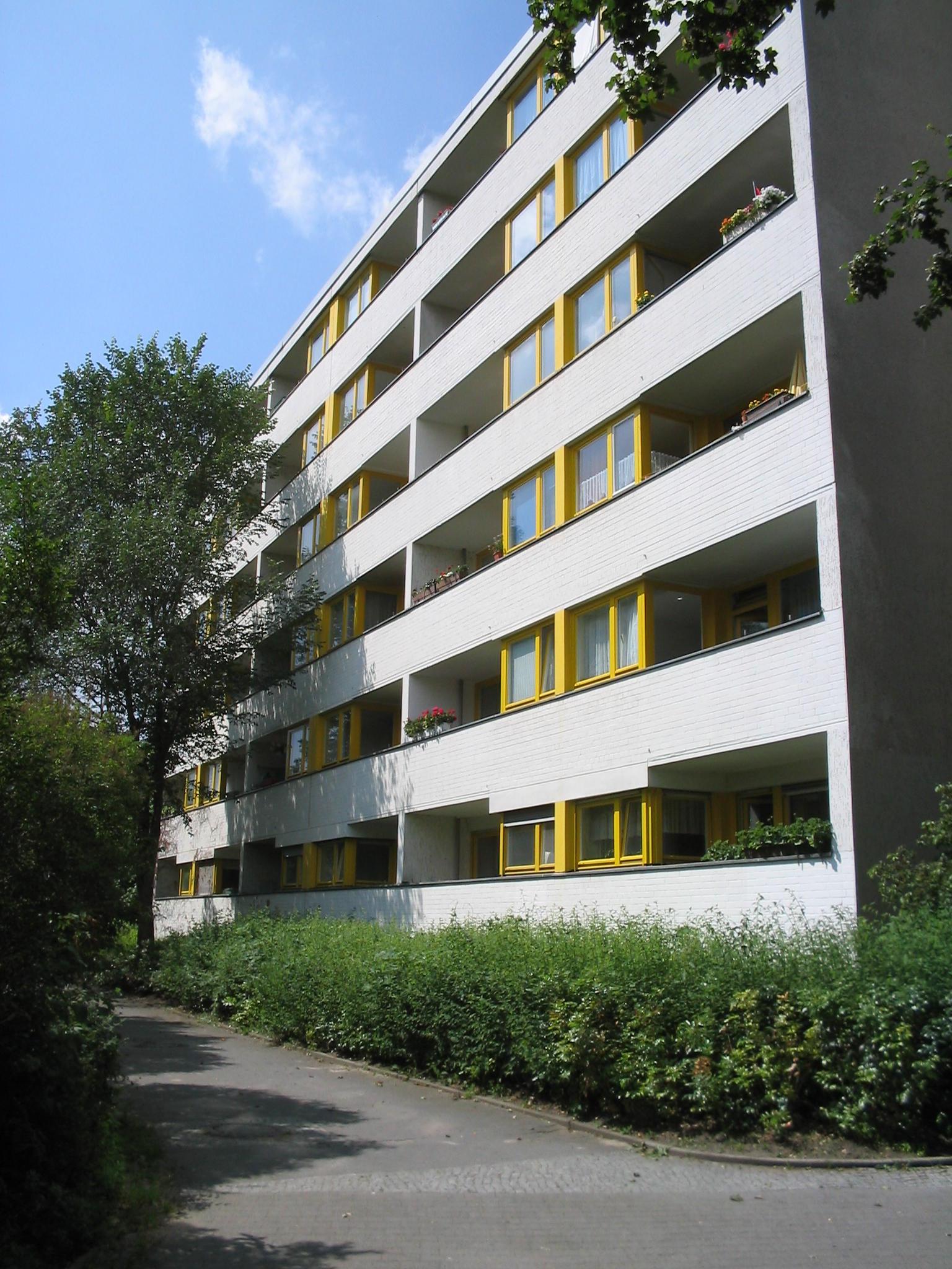 Seniorenwohnhaus Heckerdamm