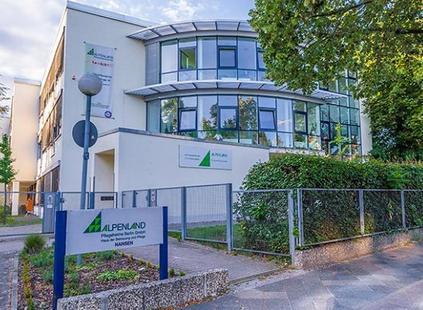 Haus der Betreuung und Pflege Nansen