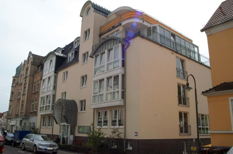 Seniorenhaus Ansbacher Stra�e