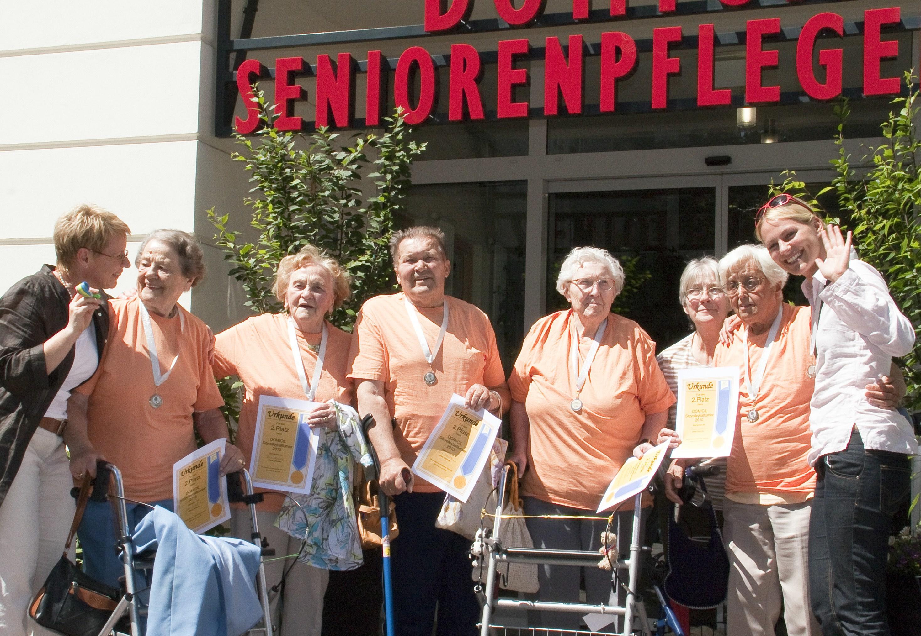 DOMICIL-Seniorenpflegeheim Am Schlo�park GmbH
