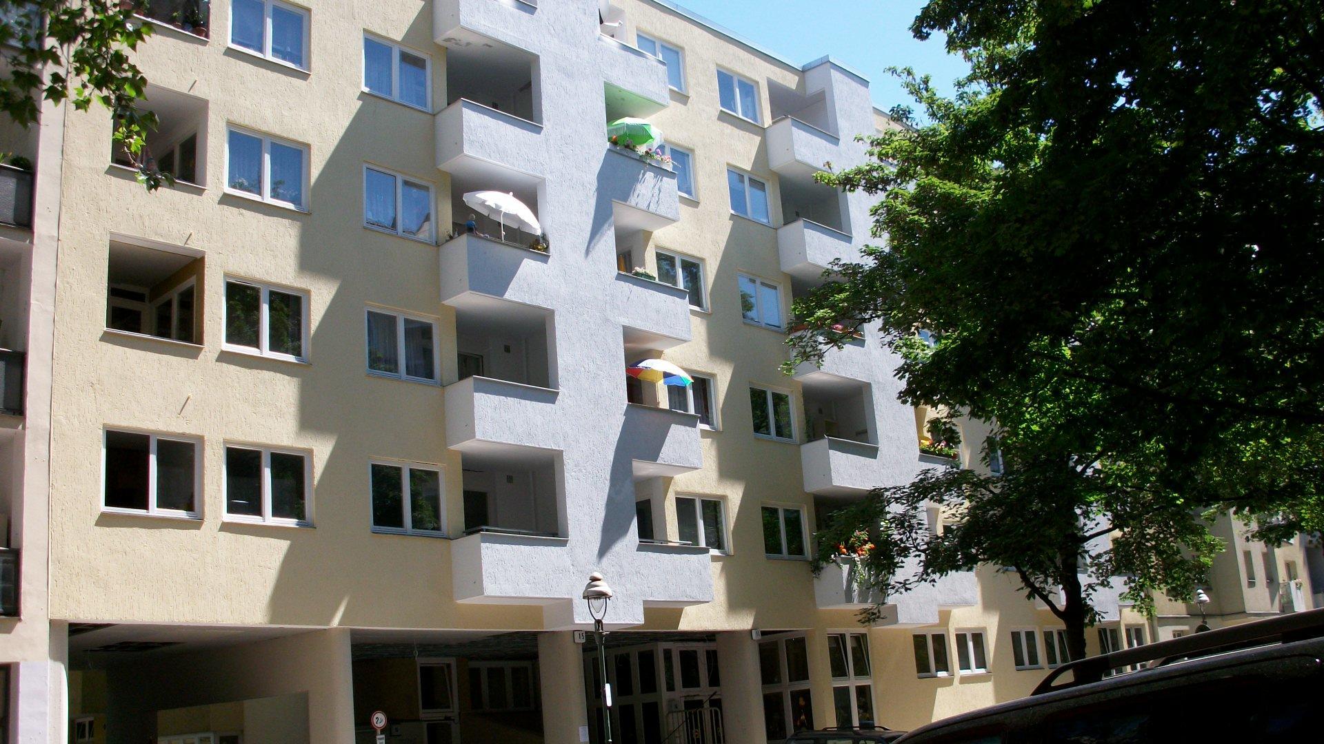 Seniorenwohnhaus Roscherstra�e
