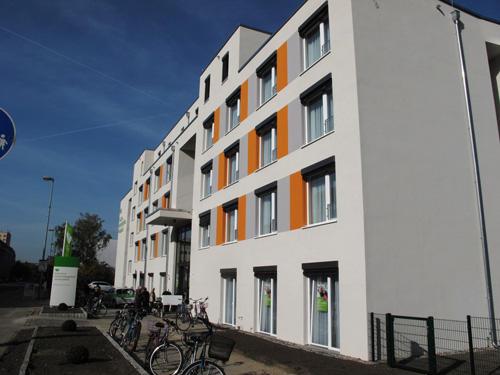 CASA REHA Seniorenpflegeheim �Fontanehof�